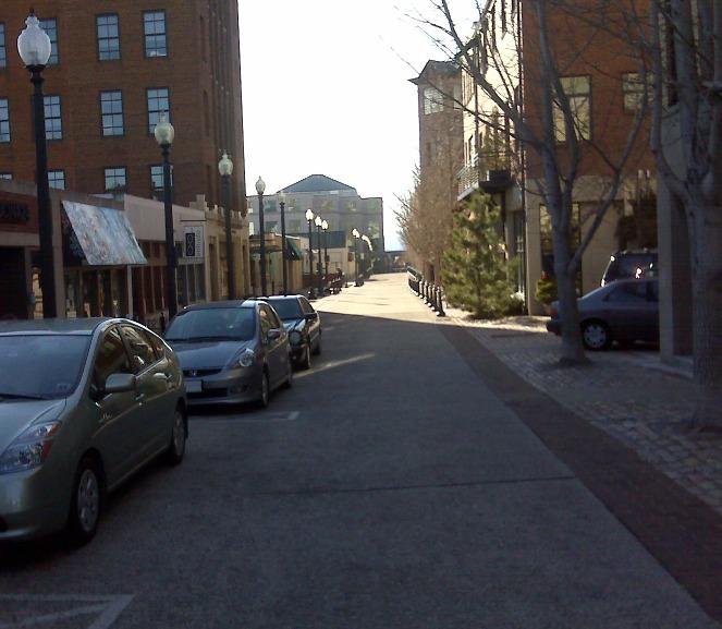 Wall street - Asheville