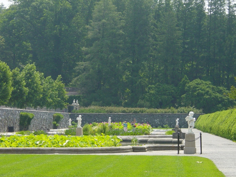 Biltmore italian garden