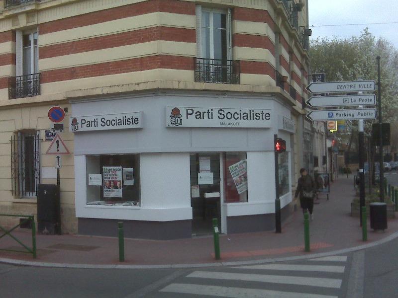 Parti socialiste Malakoff