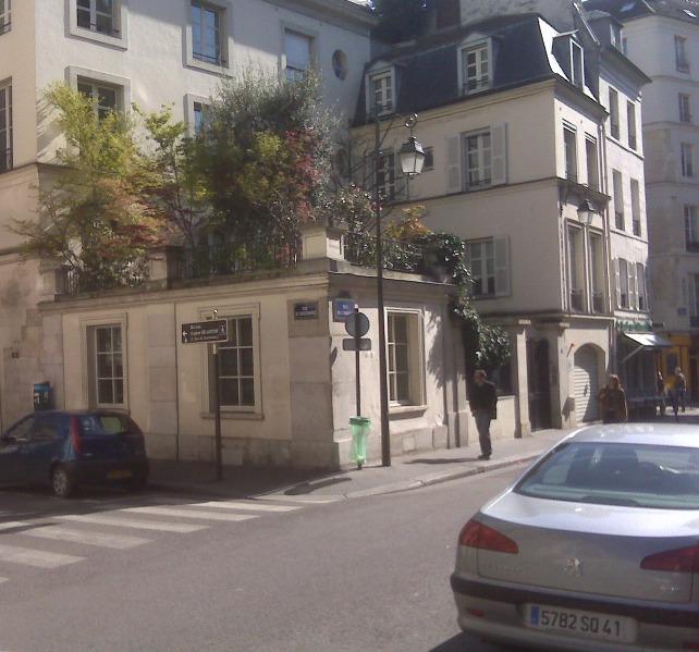 Walk on Rue de Buci