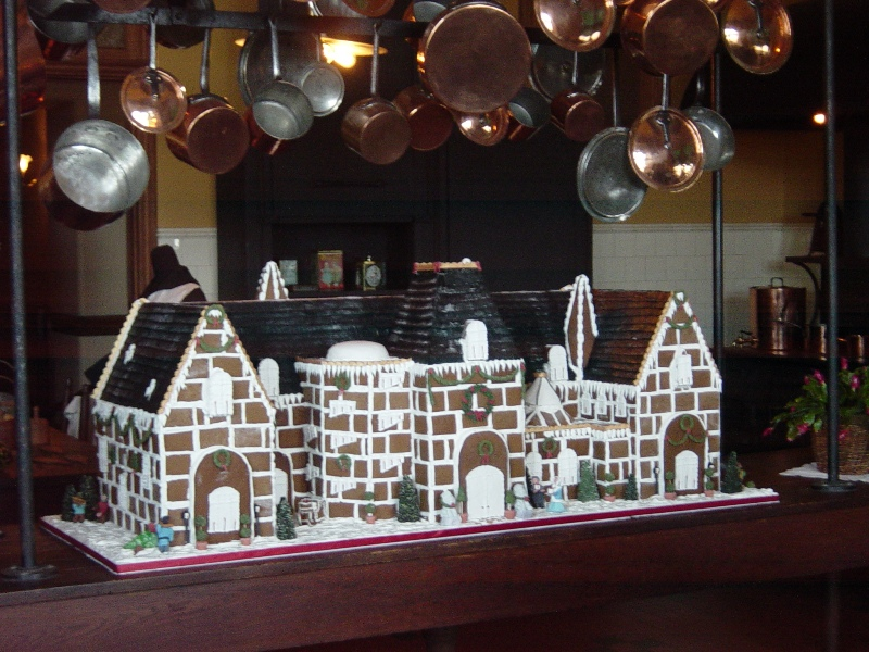 Gingerbread small