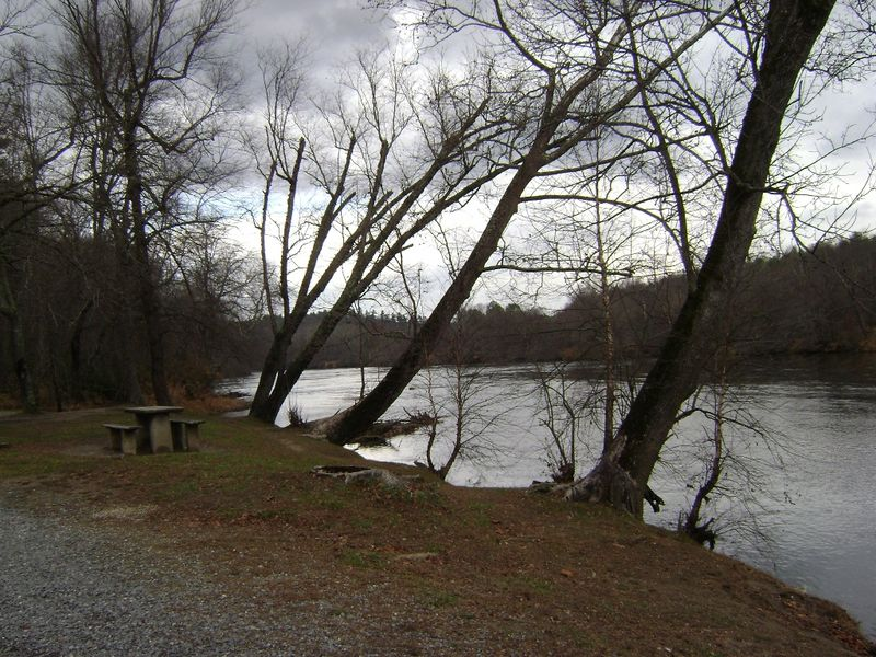 Along the French Broad River