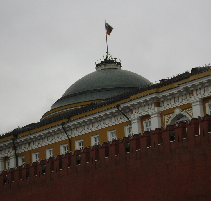 When a flag waves atop the Kremlin