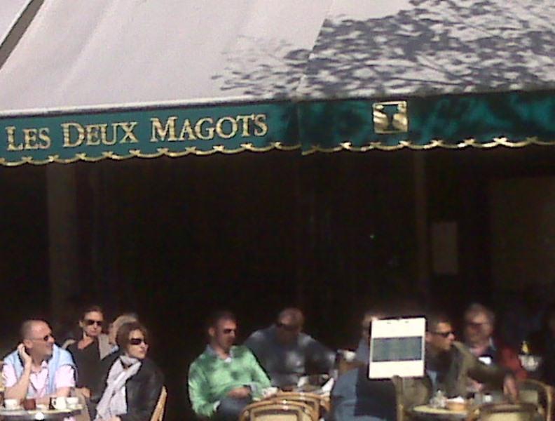 Les Deux Magots