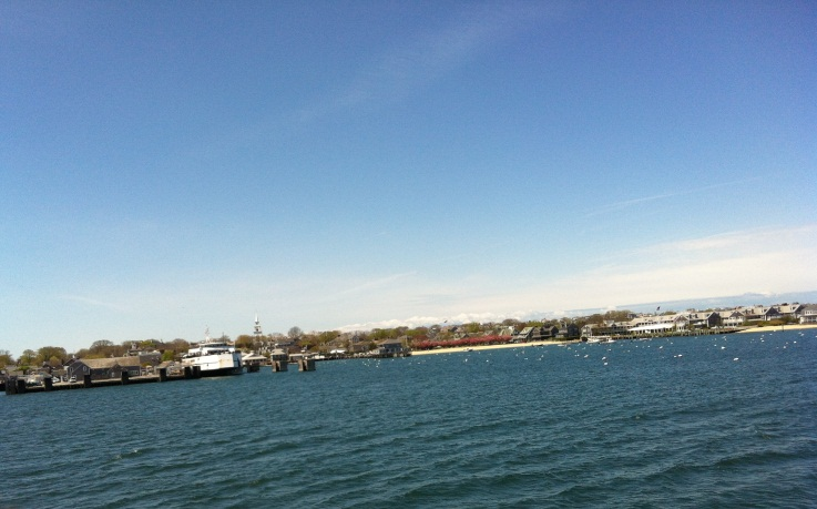 Approaching Nantucket