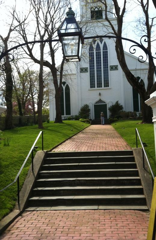 Tallest Church in Nantucket