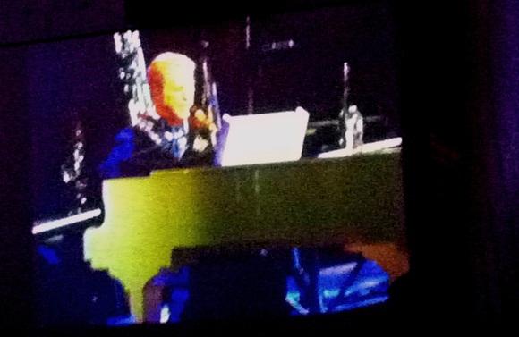 Brian Wilson at Piano