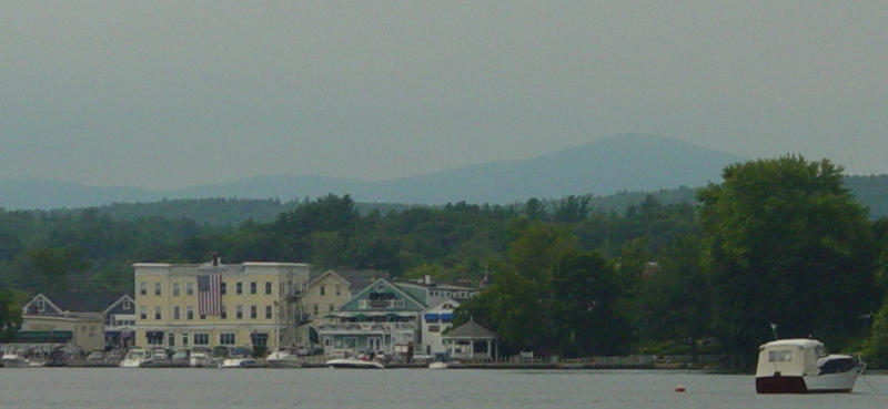 Downtown Wolfeboro