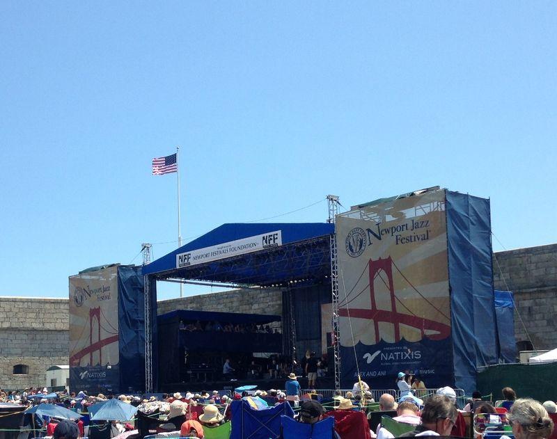 Newport Jazz Stage - 2015