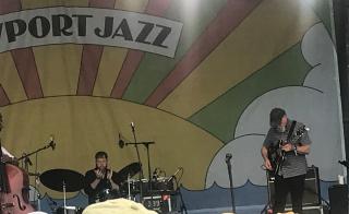 John Schofield and Joe Russo of Jam Jawn